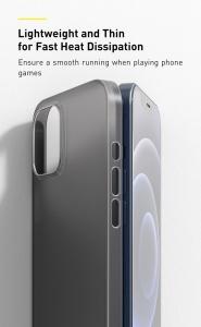 Ốp lưng iPhone ProMax - Baseus WING siêu mỏng